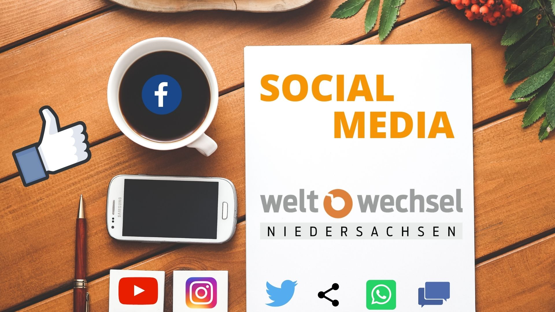 Social Media weltwechsel